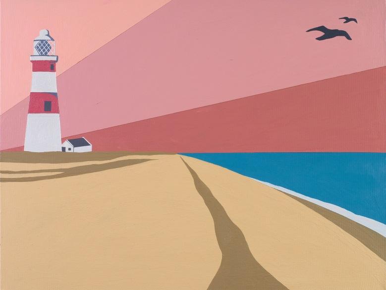 Orfordness Lighthouse highest quality JPEG
