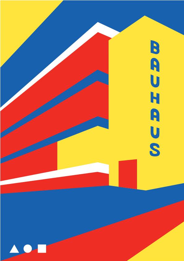 Bauhaus Print